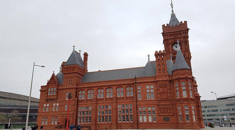 Edificio Pierhead, un imprescindible en Cardiff en un día