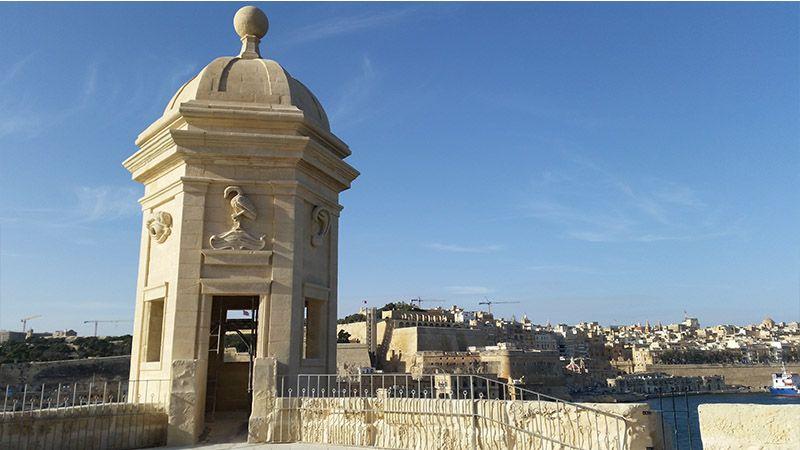Fuerte de San Miguel, en Senglea