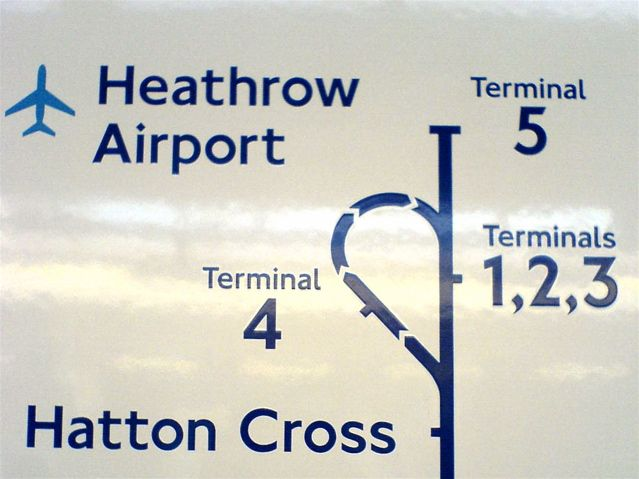 paradas metro heathrow