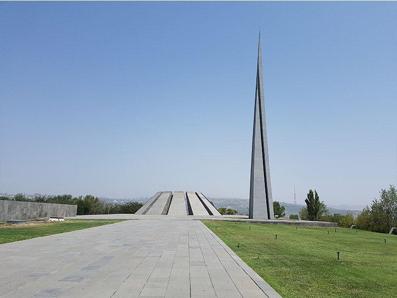 Memorial por las víctimas del Holocausto armenio