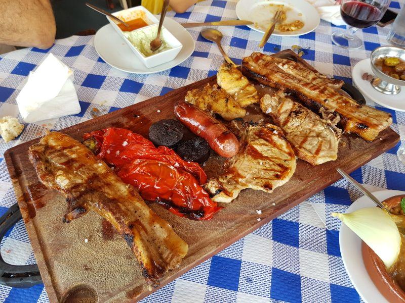 parillada carne guachinche viña cantera