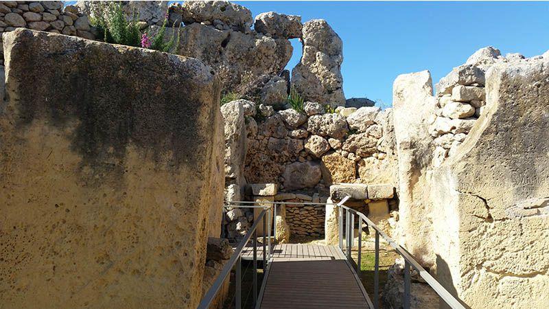 Templos megalíticos de Ggantija