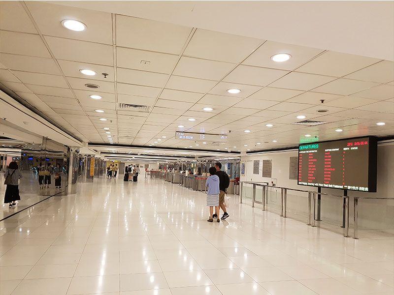 Terminal de ferry de Hong Kong