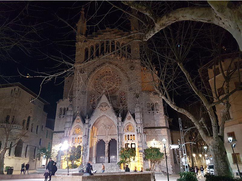 Iglesia de San Bartolomé de Sóller
