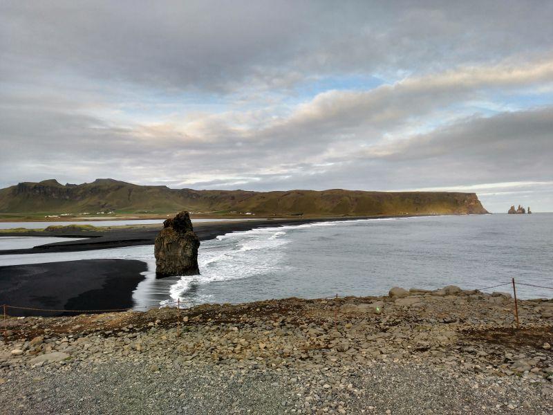 playa de reynisfjara islandia