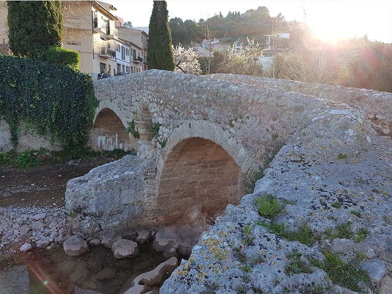 Puente romano de Pollensa