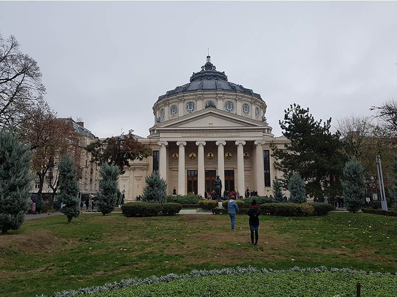 El Ateneo Rumano
