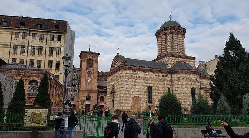 Cambiar dinero en Bucarest en el centro