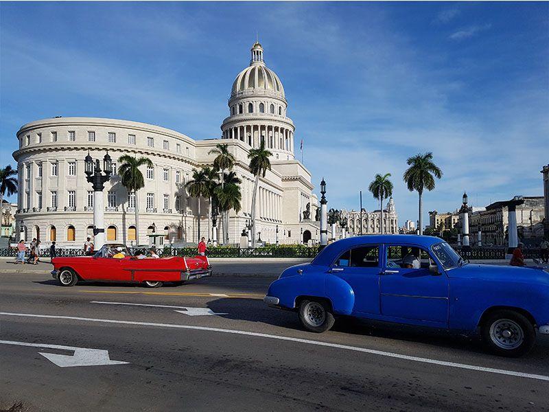 El Capitolio de La Habana