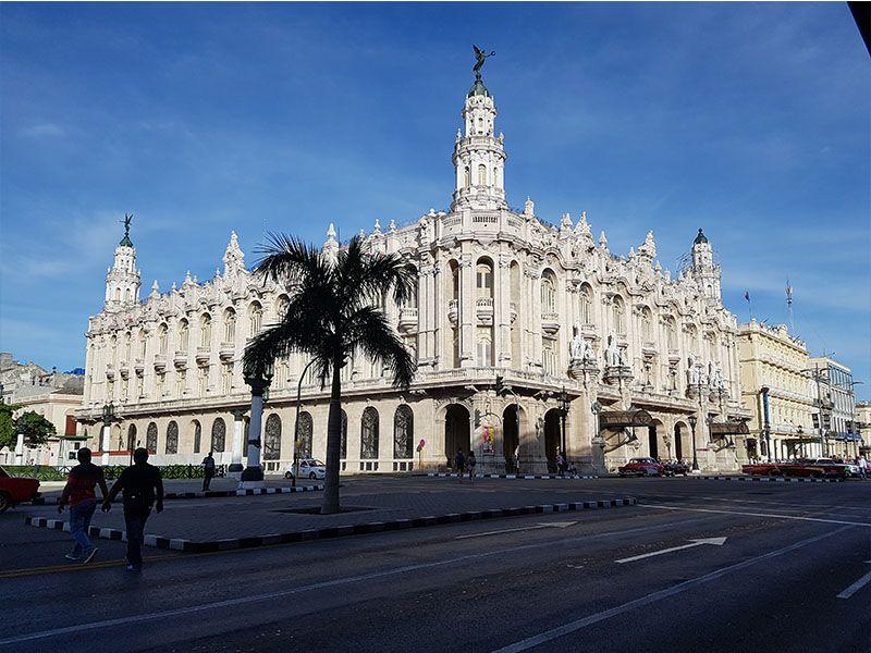Gran Teatro de Cuba