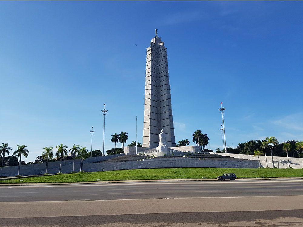 Memorial de José Martí