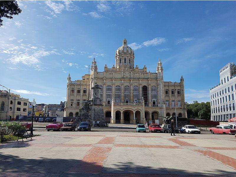Museo de la Revolución Cubana