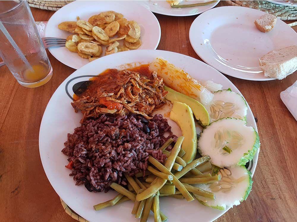 Ropa vieja, plato típico de Cuba