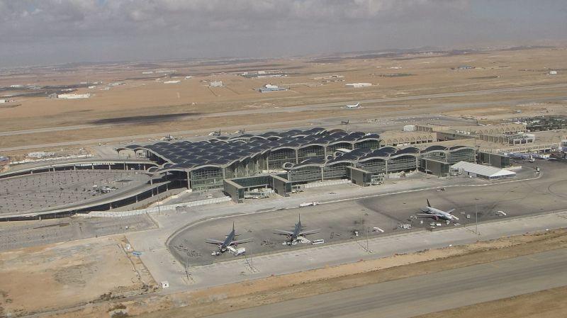 aeropuerto internacional queen alia amman