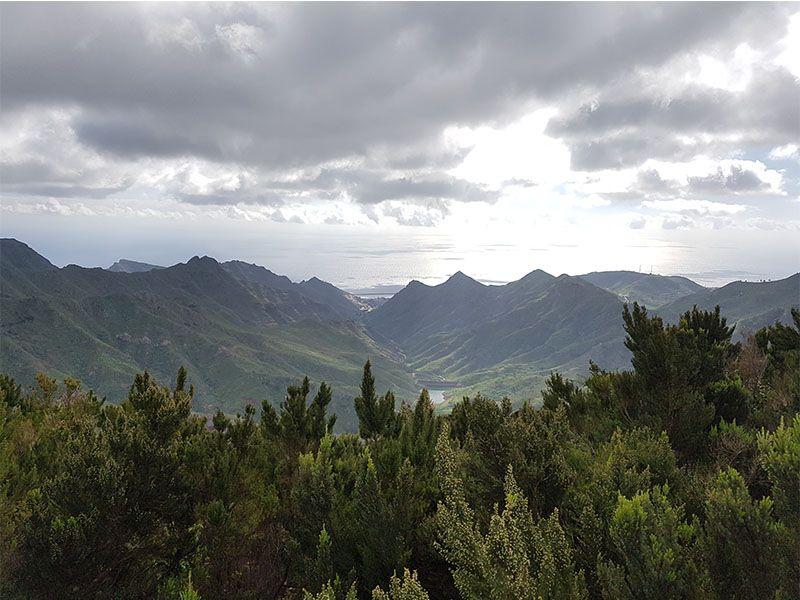 Anaga, uno de los sitios que ver en Tenerife en una semana