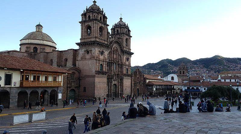 Catedral de Cuzco, en Perú