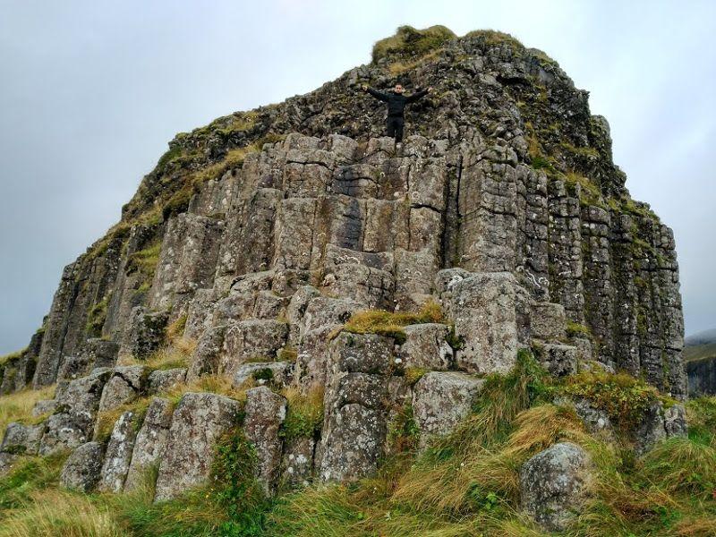 columnas basalto dverghamrar
