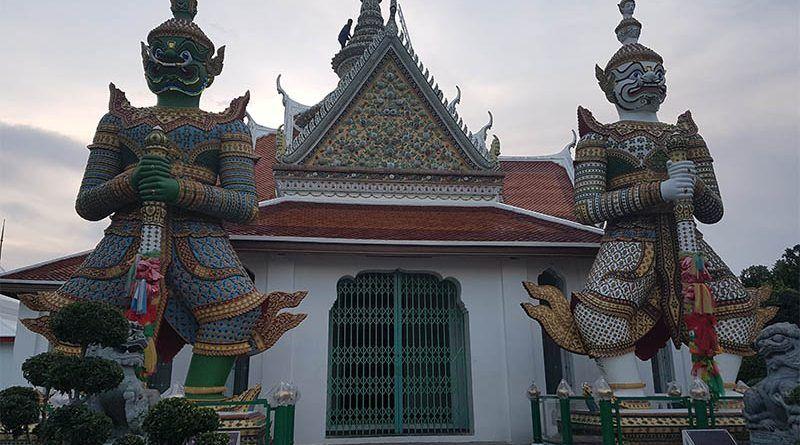 Comprar una tarjeta SIM en Tailandia