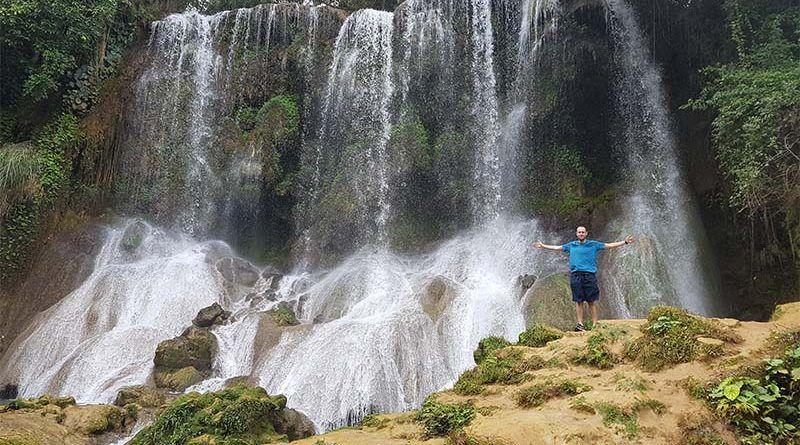 Cascadas de El Nicho entre Cienfuegos y Trinidad