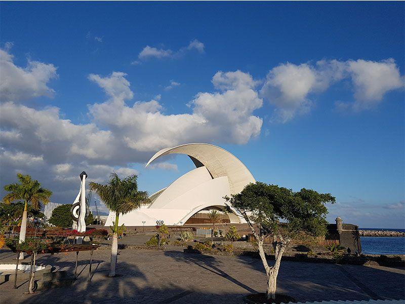 Llegar a Santa Cruz desde el aeropuerto de Tenerife Sur
