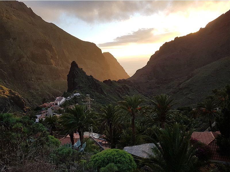 Masca, una visita recomendable en la isla de Tenerife