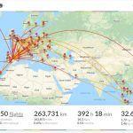 Qué aplicación usar para llevar un registro de tus vuelos