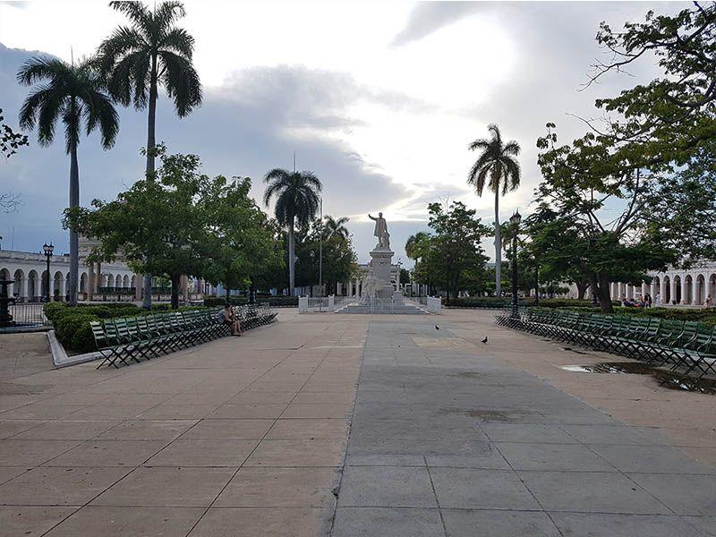 Parque José Martí de Cienfuegos