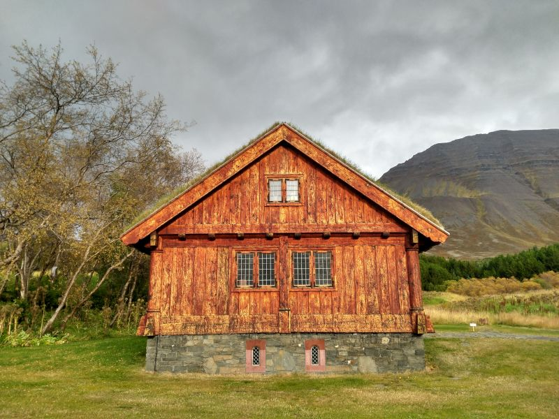 audun's house holar
