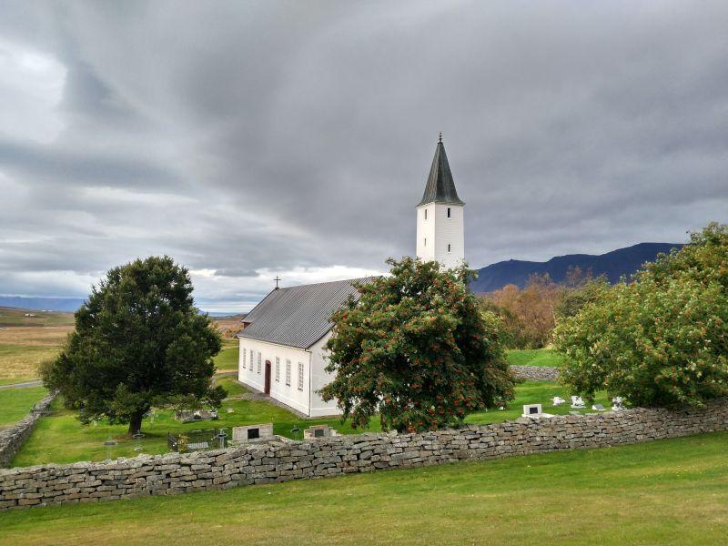catedral holar islandia