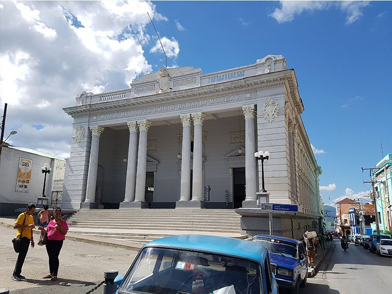Museo Municipal Emilio Bacardí
