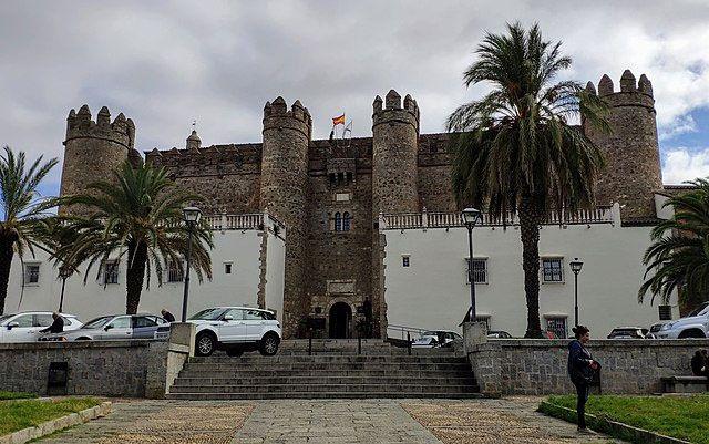 Palacio de los Duques de Feria, en Zafra