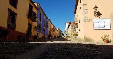 Pueblo fantasma de Granadilla