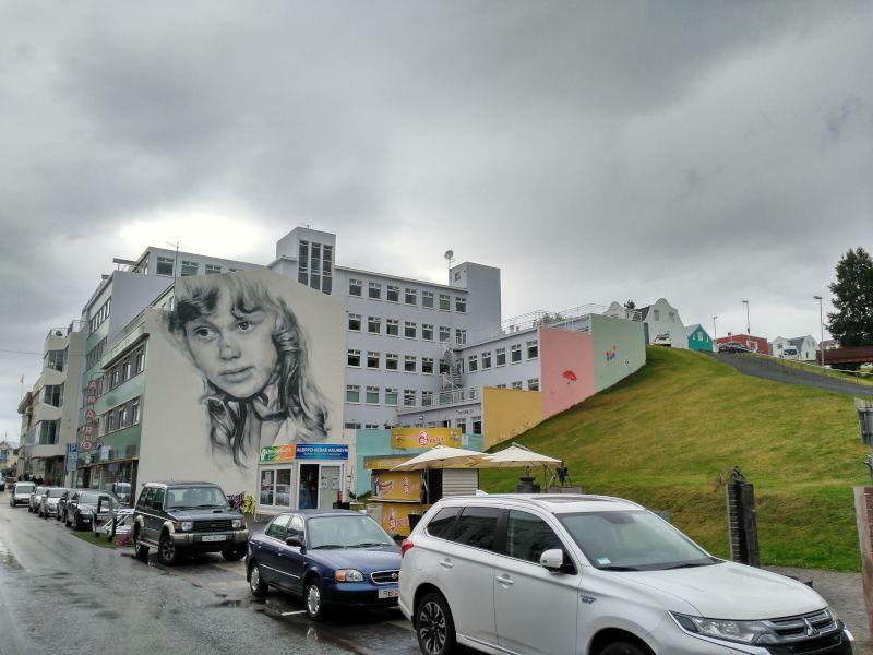 streetart arte urbano akureyri