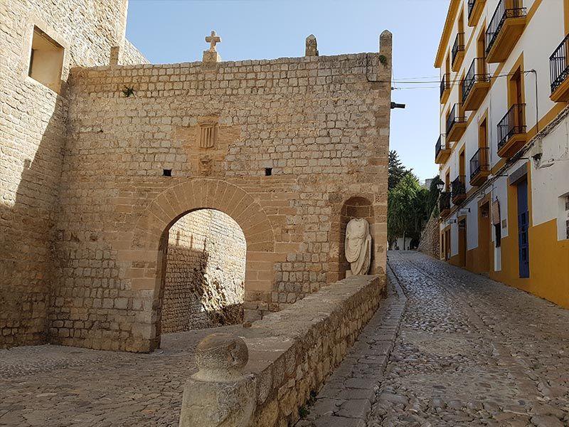La Dalt Vila, en Ibiza