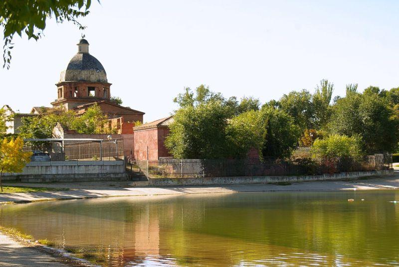 iglesia maris stella parque pradolongo madrid