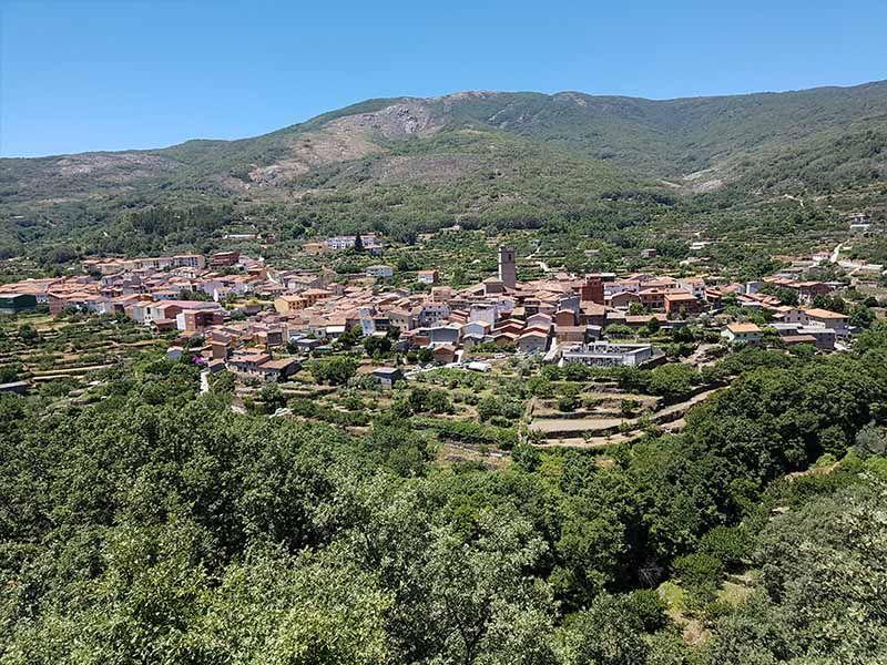 Mirador de la Serrana, un lugar que visitar en La Vera