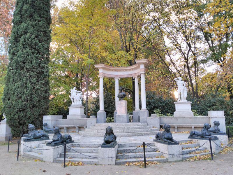 32 parques de Madrid para visitar al menos una vez