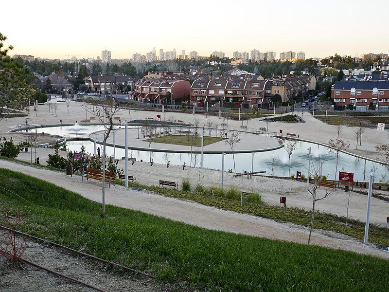 parque juan pablo II