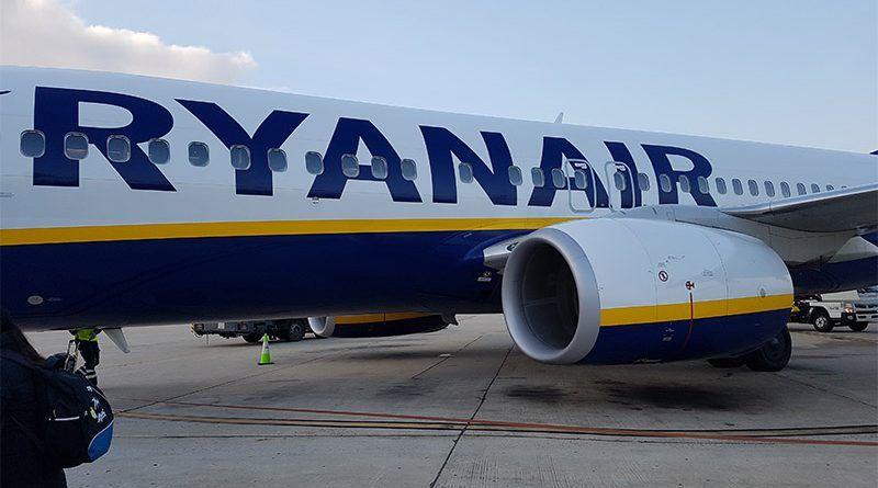 Ryanair retomará el 40% de sus vuelos en julio
