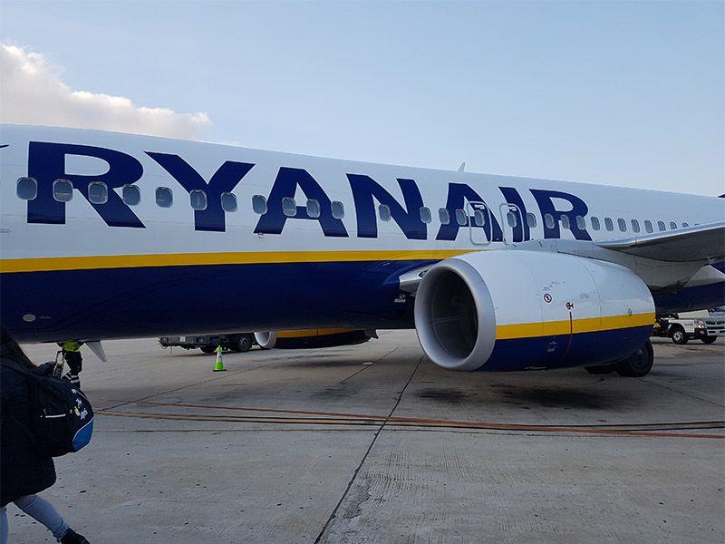 Ryanair anuncia su vuelta: retomará el 40% de los vuelos
