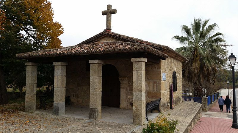 Ermita del Santísimo Cristo de la Buena Muerte, en Villanueva de la Vera