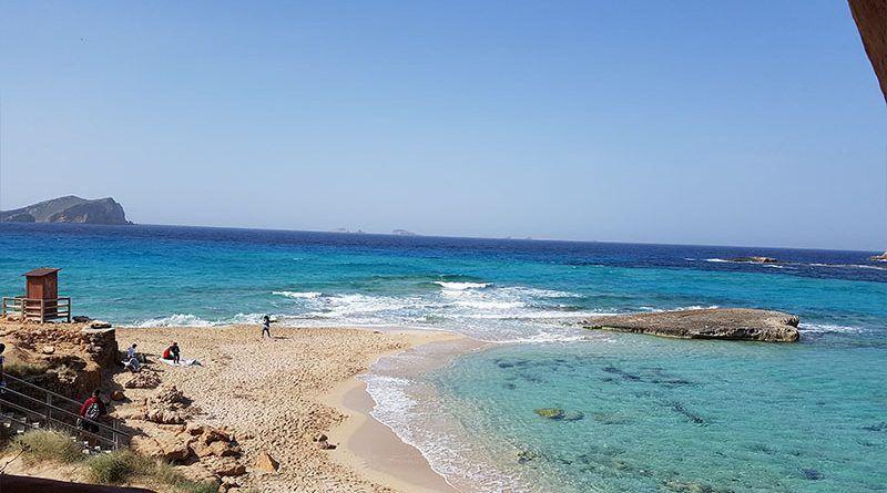 Comte, una de las mejores calas de Ibiza