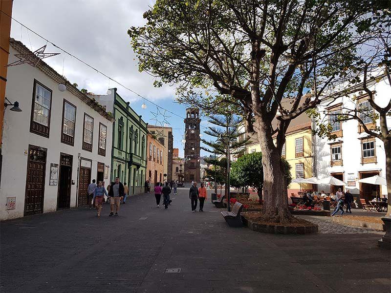 Opciones para ir del aeropuerto de Tenerife Norte a Santa Cruz o La Laguna