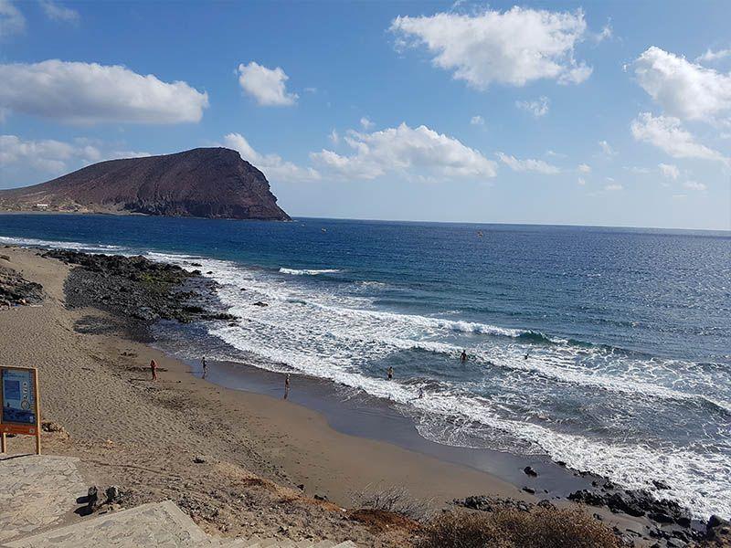 Playa del sur de Tenerife