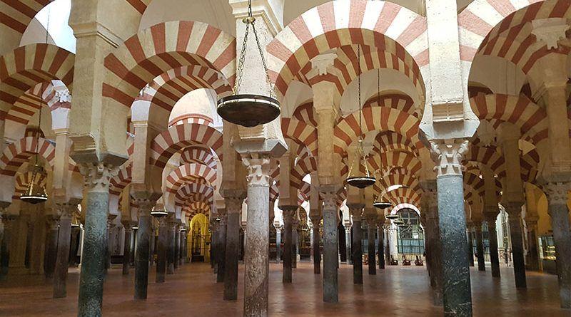 La Gran Mezquita de Córdoba por dentro