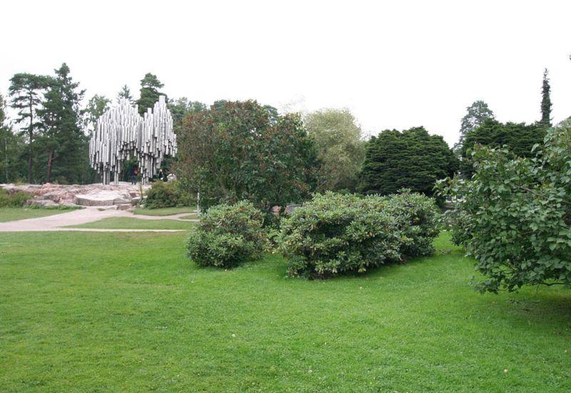 parque sibelius