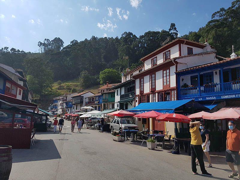 Tazones, un pueblo pesquero bonito que ver en 7 días en Asturias