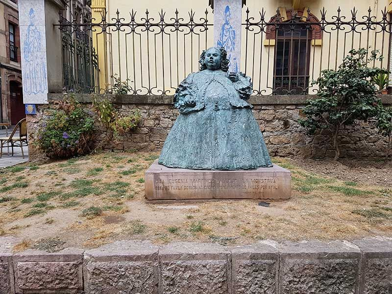 La Monstrua, un lugar que visitar en Avilés