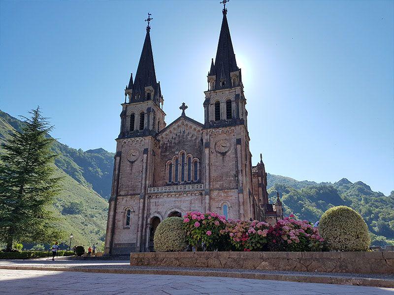 La Basílica de Covadonga