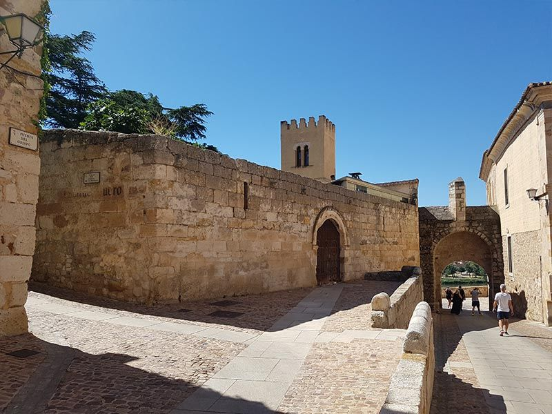 Casa del Cid, uno de los lugares que ver en Zamora